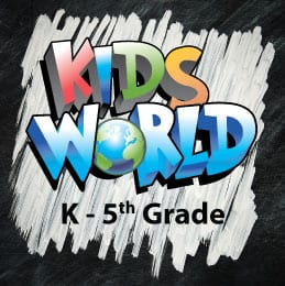 Kids World - Kindergarten through 5th Grade