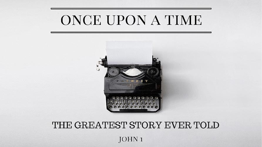 Once Upon a Time: The Greatest Story Ever Told