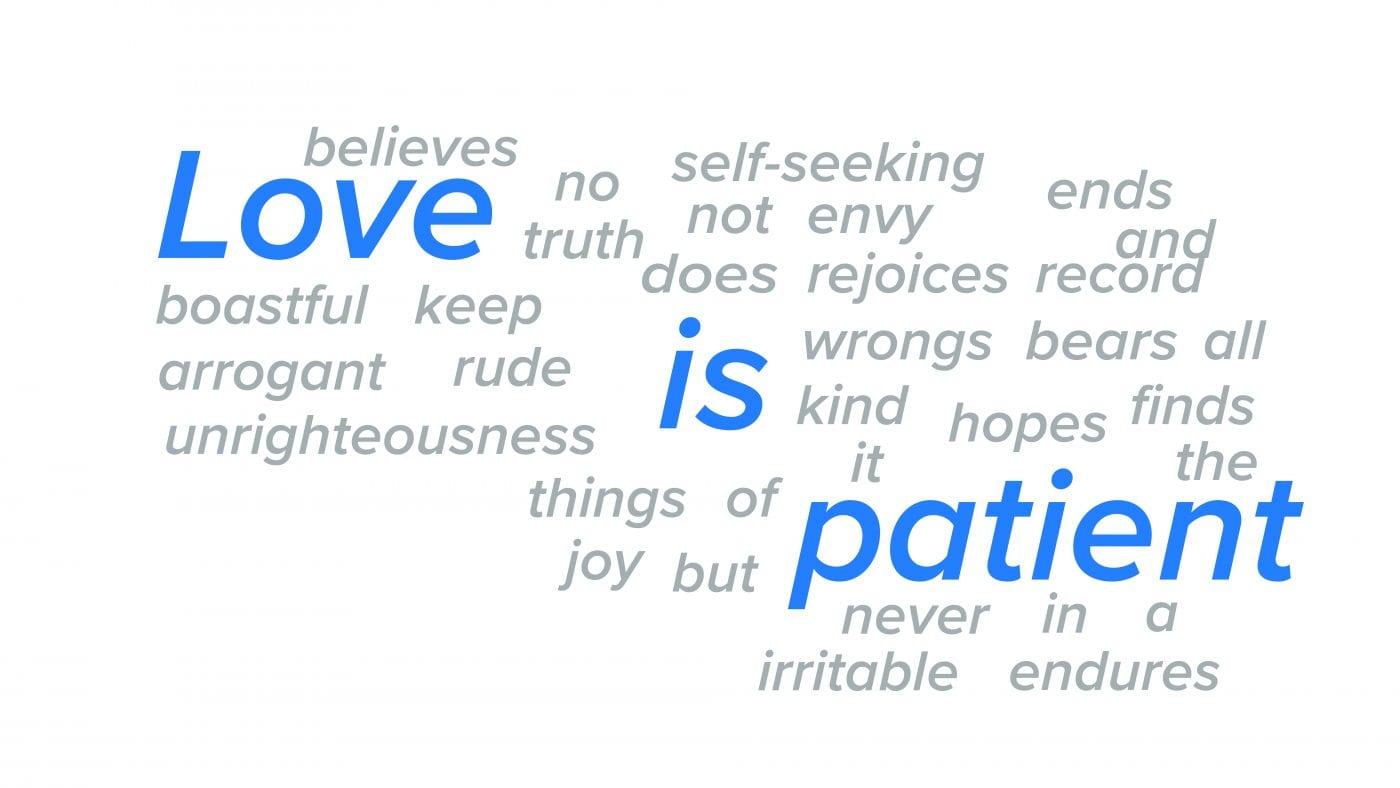 True Love - Is Patient