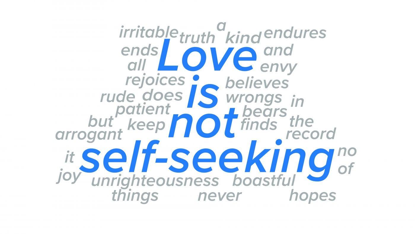True Love - Is Selfless