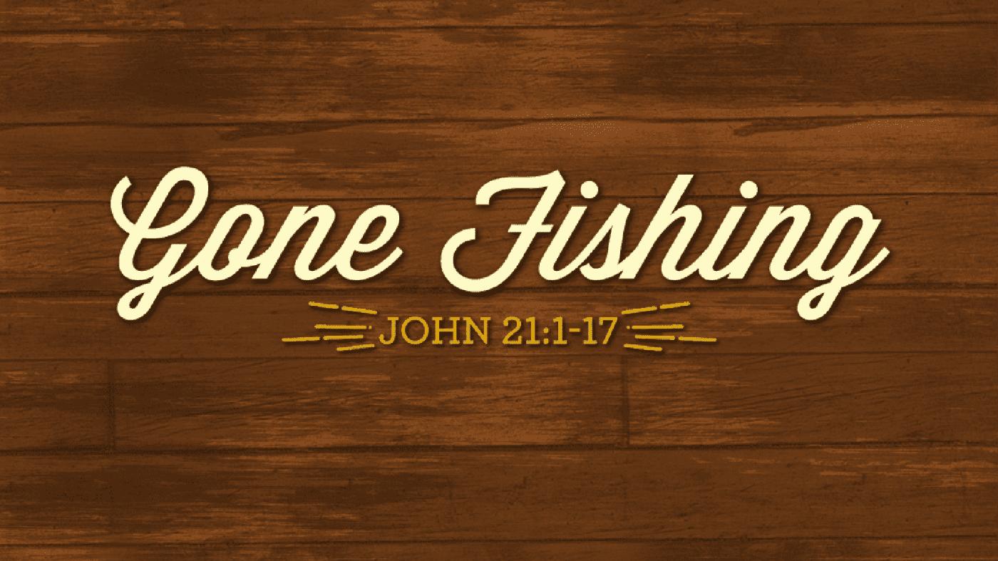 Gone Fishing Image