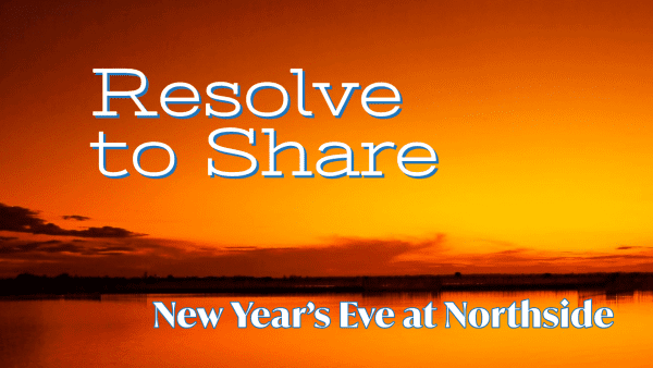 Resolve To Share