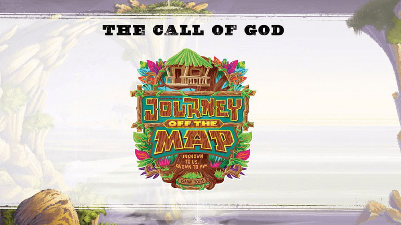 A Journey Off the Map Image