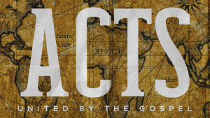 Acts 2:1-36 United By the Gospel