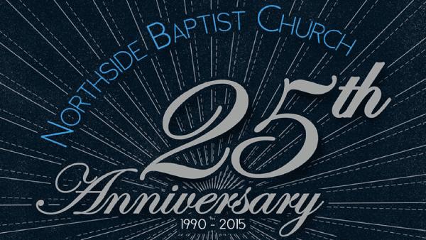 25th Anniversary Sunday