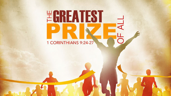The Greatest Prize of All